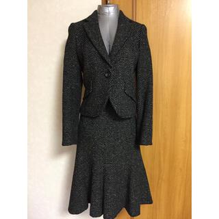 SunaUna - 美品 スーナウーナ ジャケットとスカートのセットアップスーツ サイズ40 、L
