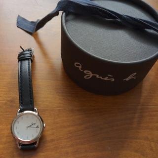 アニエスベー(agnes b.)のアニエスベー 腕時計(ジャンク品)(腕時計)
