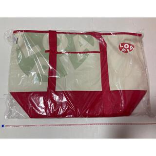 【新品未開封】ロピア 保冷バッグ 大容量 特大 エコバッグ 買い物 スーパー