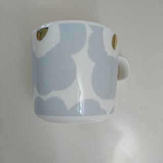 marimekko - 完売品☆新品未使用☆マリメッコ☆ウニッコ コーヒーカップ☆グレー×ゴールド