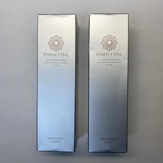 パーフェクトワン(PERFECT ONE)のパーフェクトワン 薬用SPホワイトニングローション 120ml 2個セット(化粧水/ローション)