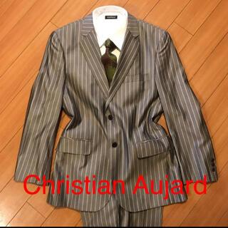 クリスチャンオジャール(CHRISTIAN AUJARD)の美品[クリスチャンオジャール]シルク スーツ(セットアップ)