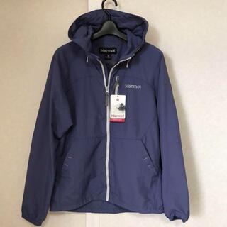 マーモット(MARMOT)の新品 メンズM 定価13200円税込 フード取り外し可能 ウインドジャケット(登山用品)
