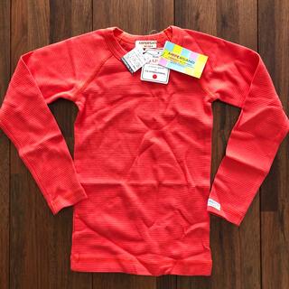 アンパサンド(ampersand)のアンパサンド 長袖 日本製 新品タグ付き(Tシャツ/カットソー)