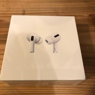 Apple - AirPodsPro エアーポッズ プロ 本体 国内正規品 新品未開封