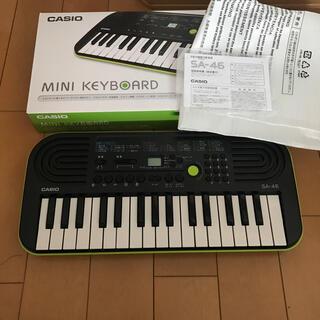 カシオ(CASIO)のCASIO SA-46(電子ピアノ)