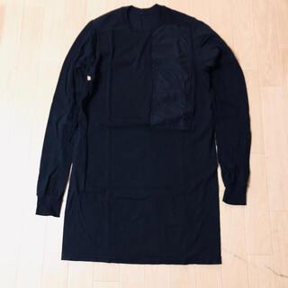 リックオウエンス(Rick Owens)のdrkshdw by rick owens ロングスリーブ ポケットT(Tシャツ/カットソー(七分/長袖))