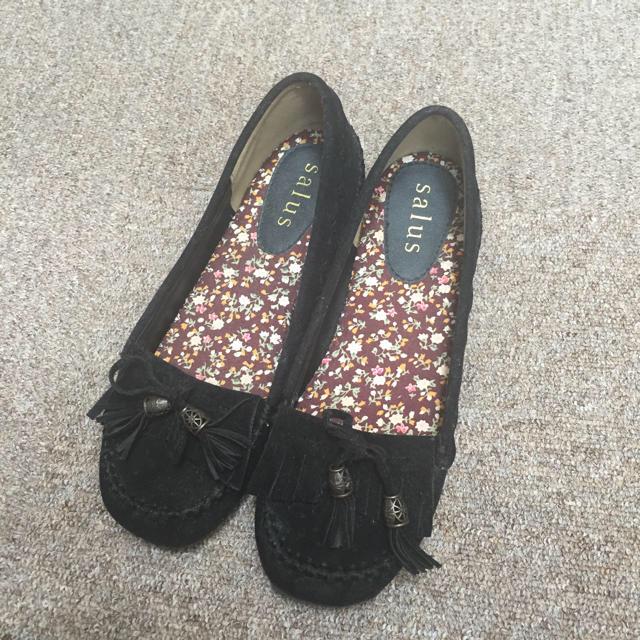 salus(サルース)の美品❁︎salusモカシン レディースの靴/シューズ(スリッポン/モカシン)の商品写真