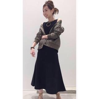 アパルトモンドゥーズィエムクラス(L'Appartement DEUXIEME CLASSE)のL'Appartement ☆AMOSSA Skirt /フレアスカート(ロングスカート)