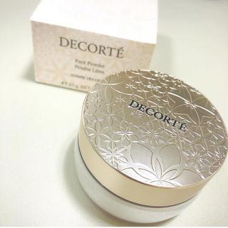 COSME DECORTE - コスメデコルテフェイスパウダー00