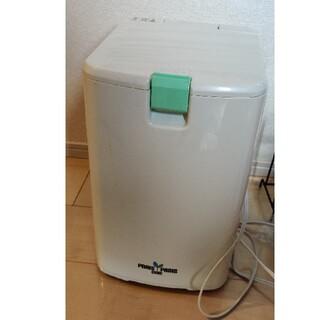島産業 家庭用生ゴミ処理機 パリパリキューブ PPC-01(生ごみ処理機)