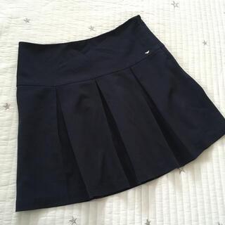 ARMANI JUNIOR - 150 ARMANI junior アルマーニ 濃紺 スカート 12a