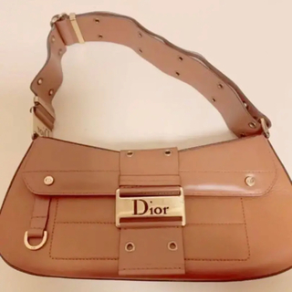 Christian Dior - クリスチャンディオール★美品★ショルダーバック