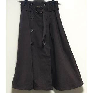 dazzlin - dazzlin トレンチスカート