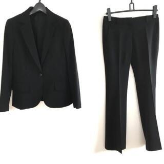 セオリー(theory)のセオリー レディースパンツスーツ 2 S 黒(スーツ)