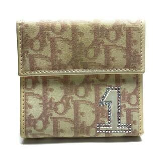 クリスチャンディオール(Christian Dior)のクリスチャンディオール 3つ折り財布(財布)