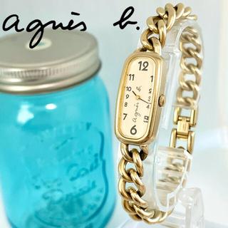 アニエスベー(agnes b.)の48 アニエスベー時計 レディース腕時計 新品電池 アンティーク 超人気(腕時計)