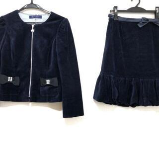 エムズグレイシー(M'S GRACY)のエムズグレイシー スカートスーツ 38 M -(スーツ)
