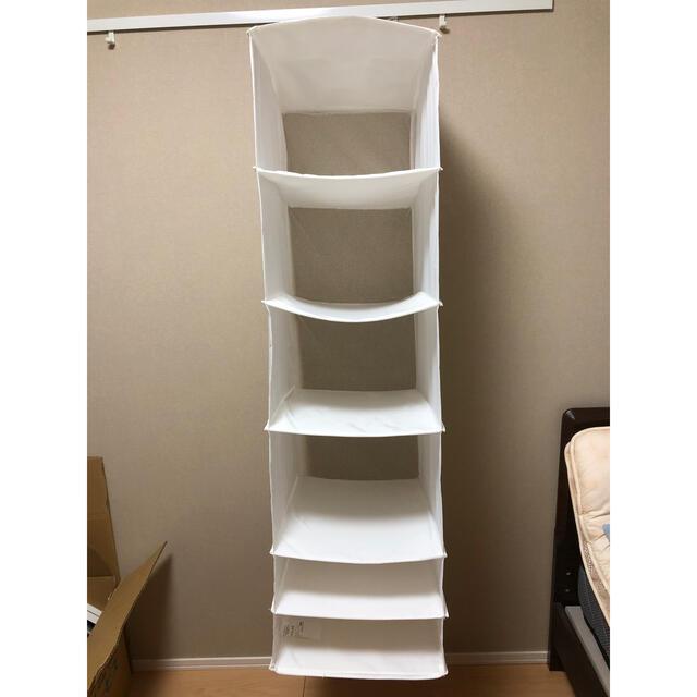 IKEA(イケア)のスクッブ インテリア/住まい/日用品の収納家具(押し入れ収納/ハンガー)の商品写真