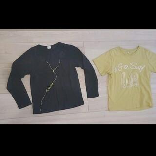 デビロック(DEVILOCK)のボーイズ カットソー 140 デビロック韓国子供服ユニクロGUグローバルワーク(Tシャツ/カットソー)