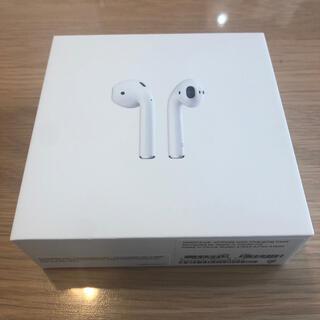 Apple - エアーポッズ(AirPods)Apple無線イヤフォン【正規品】