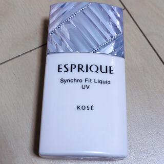 エスプリーク(ESPRIQUE)のエスプリークシンクロフィットリキッドUV(ファンデーション)