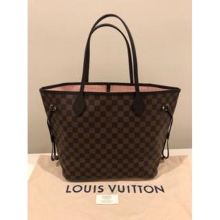 LOUIS VUITTON - 大人気【送料無料】Louis VuittonネヴァーフルMM トートバッグ