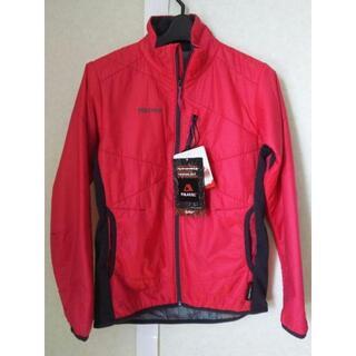 マーモット(MARMOT)の新品 値下げ 定価19800円レディースS アイランドジャケット ポーラーテック(登山用品)