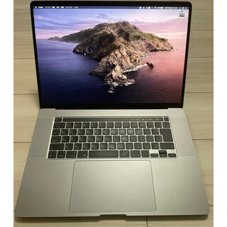 Mac (Apple) - MacBook Pro 16インチ スペースグレイ