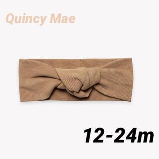 キャラメルベビー&チャイルド(Caramel baby&child )のQuincy Mae(クインシーメイ)  リブヘアバンド 12-24m(その他)