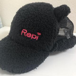 repipi armario - repipi armario くま耳付き帽子