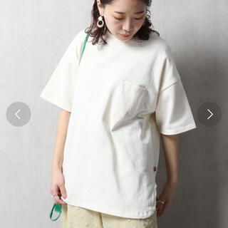 フリークスストア(FREAK'S STORE)の【FREAK'S STORE】 【WEB限定】USAコットン ビッグTシャツ(Tシャツ(半袖/袖なし))