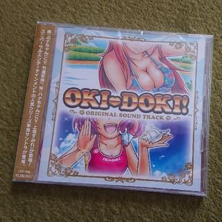 新品 パチスロ OKI-DOKI! 沖ドキ! オリジナル サウンドトラック CD