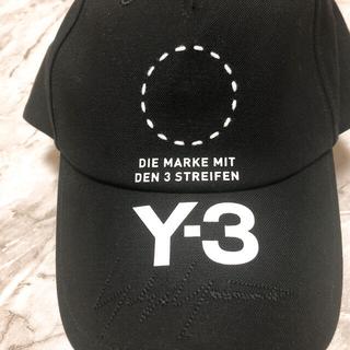 Yohji Yamamoto - Y-3 キャップ 廃盤 新品 未使用品 ヨウジヤマモト