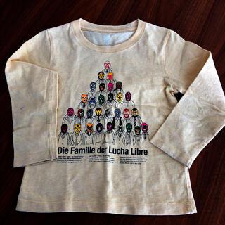 Design Tshirts Store graniph - ロンT★110㎝★Tシャツ★長袖★グラニフキッズ