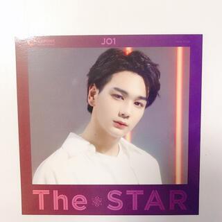JO1 The STAR Red盤 アザージャケット 豆原一成