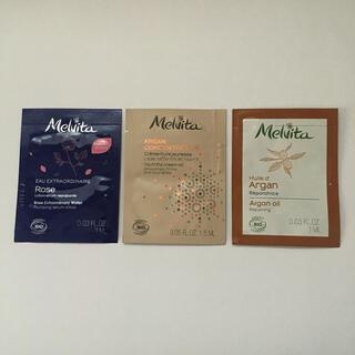 メルヴィータ(Melvita)のメルヴィータ 化粧水クリームスキンオイルサンプルセット(その他)