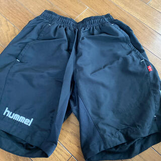 ヒュンメル(hummel)のポケット付き ハーフパンツ hummel(ハーフパンツ)