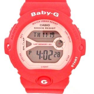 カシオ(CASIO)のカシオ 腕時計新品同様  Baby-G/G-SQUAD(腕時計)