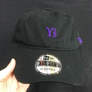 ヨウジヤマモト(Yohji Yamamoto)のyohji yamamoto x new era キャップ(キャップ)