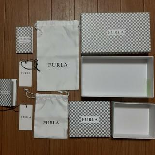 フルラ(Furla)のFURLA 空き箱 巾着袋(ショップ袋)