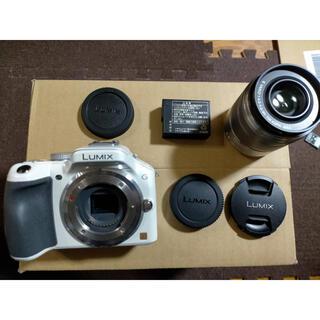 Panasonic - Panasonic LUMIX DMC-G5 デジタル一眼カメラ