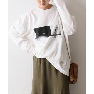 フレームワーク(FRAMeWORK)のフレームワーク JOHN MASON SMITH 別注フォト ロンT Tシャツ(Tシャツ(長袖/七分))