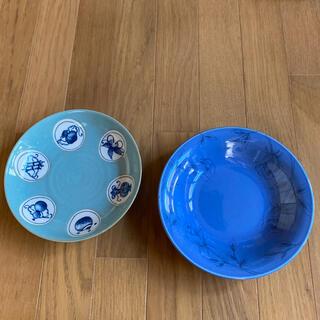タチキチ(たち吉)の皿2枚(食器)