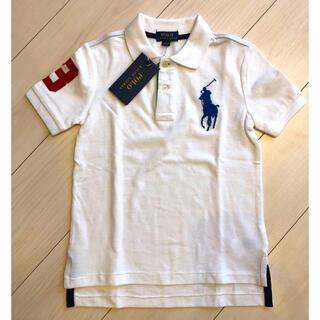 Ralph Lauren - タグ付き未使用⭐︎ラルフローレン ポロシャツ 6T(120)