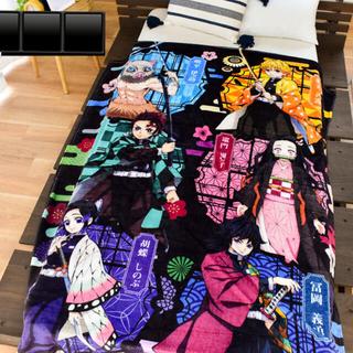 しまむら - 鬼滅の刃 ブランケット 毛布 シングルサイズ クリスマスプレゼント