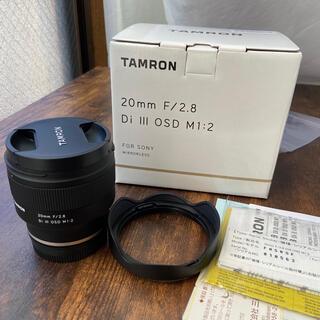 TAMRON - Tamron 20mm F/2.8 Di III OSD M1:2  Eマウント