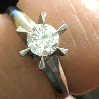 ダイヤモンドリング 10号 プラチナ