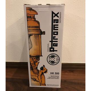 ペトロマックス(Petromax)のpetromax hk500 ニッケル(ライト/ランタン)