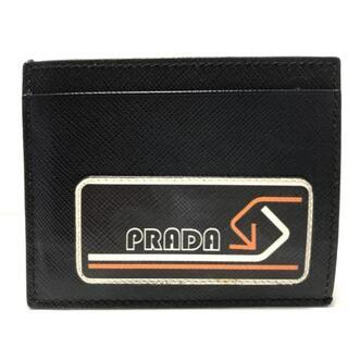 プラダ(PRADA)のPRADA(プラダ) カードケース美品  - 2MC223(名刺入れ/定期入れ)